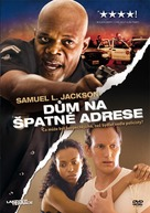 Lakeview Terrace - Czech Movie Cover (xs thumbnail)