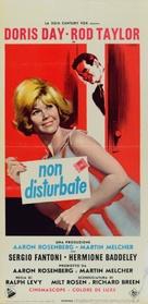 Do Not Disturb - Italian Movie Poster (xs thumbnail)