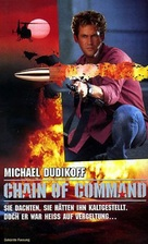 Chain of Command - German VHS cover (xs thumbnail)