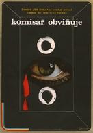 Comisar acuza, Un - Czech Movie Poster (xs thumbnail)