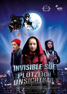 Invisible Sue - German Movie Poster (xs thumbnail)