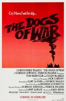The Dogs of War - Advance poster (xs thumbnail)