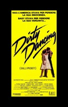 Dirty Dancing - Italian Movie Poster (xs thumbnail)