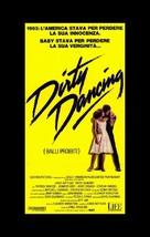 Dirty Dancing - Italian Movie Poster (xs thumbnail)