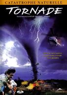 Nature Unleashed: Tornado - Canadian DVD cover (xs thumbnail)