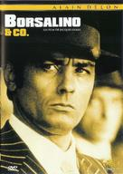Borsalino and Co. - French DVD cover (xs thumbnail)