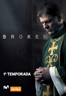 """Broken"" - Spanish Movie Poster (xs thumbnail)"