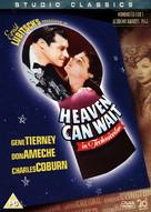 Heaven Can Wait - British Movie Cover (xs thumbnail)