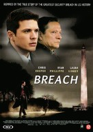 Breach - Dutch Movie Poster (xs thumbnail)
