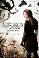Snow White and the Huntsman - Argentinian Movie Poster (xs thumbnail)