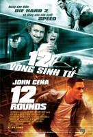 12 Rounds - Vietnamese Movie Poster (xs thumbnail)