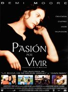 Passion of Mind - Spanish Movie Poster (xs thumbnail)