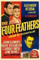The Four Feathers - Australian Movie Poster (xs thumbnail)
