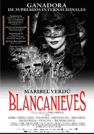 Blancanieves - Argentinian Movie Poster (xs thumbnail)