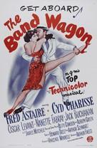 The Band Wagon - Movie Poster (xs thumbnail)