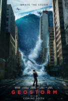 Geostorm - British Movie Poster (xs thumbnail)