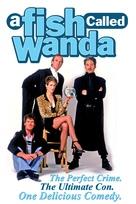 A Fish Called Wanda - VHS movie cover (xs thumbnail)