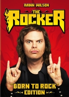 The Rocker - DVD cover (xs thumbnail)
