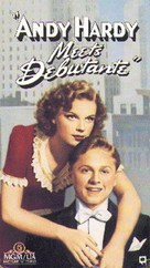 Andy Hardy Meets Debutante - VHS cover (xs thumbnail)