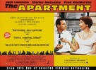 The Apartment - British Movie Poster (xs thumbnail)