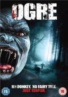 Ogre - British DVD movie cover (xs thumbnail)