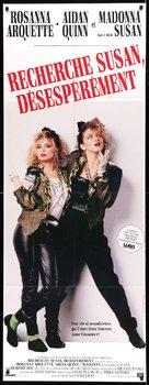 Desperately Seeking Susan - French Movie Poster (xs thumbnail)