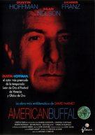 American Buffalo - Spanish Movie Cover (xs thumbnail)