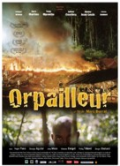 Orpailleur - French Movie Poster (xs thumbnail)