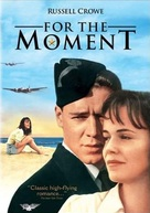 For the Moment - DVD movie cover (xs thumbnail)