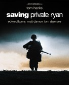 Saving Private Ryan - Japanese Blu-Ray cover (xs thumbnail)