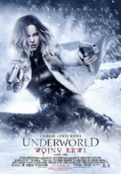 Underworld Blood Wars - Polish Movie Poster (xs thumbnail)