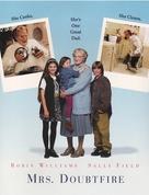 Mrs. Doubtfire - Movie Poster (xs thumbnail)