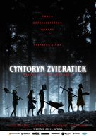 Pet Sematary - Slovak Movie Poster (xs thumbnail)