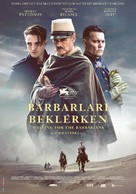 Waiting for the Barbarians - Turkish Movie Poster (xs thumbnail)