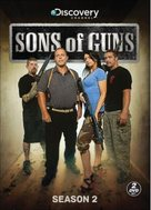"""Sons of Guns"" - DVD cover (xs thumbnail)"