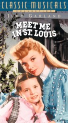 Meet Me in St. Louis - VHS cover (xs thumbnail)