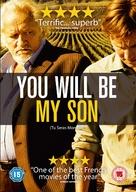 Tu seras mon fils - British DVD cover (xs thumbnail)