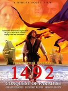 1492: Conquest of Paradise - DVD movie cover (xs thumbnail)