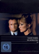 La femme infidèle - German DVD cover (xs thumbnail)