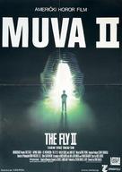 The Fly II - Yugoslav Movie Poster (xs thumbnail)