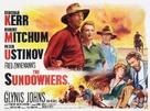 The Sundowners - British Movie Poster (xs thumbnail)