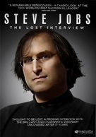 Steve Jobs: The Lost Interview - DVD cover (xs thumbnail)