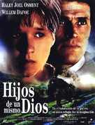 Edges of the Lord - Spanish Movie Poster (xs thumbnail)