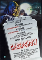 Creepshow - Italian Movie Poster (xs thumbnail)