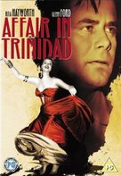 Affair in Trinidad - British DVD cover (xs thumbnail)