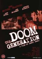 The Doom Generation - Danish Movie Cover (xs thumbnail)