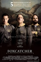 Foxcatcher - Argentinian Movie Poster (xs thumbnail)