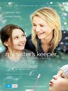 My Sister's Keeper - Australian Movie Poster (xs thumbnail)