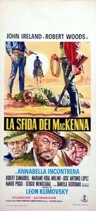 La sfida dei MacKenna - Italian Movie Poster (xs thumbnail)