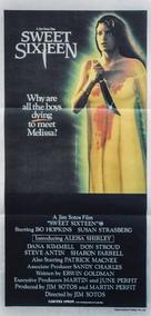 Sweet 16 - Australian Movie Poster (xs thumbnail)